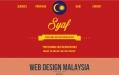 Syaf Malaysia Web Design