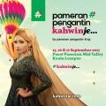 Pameran Pengantin Kahwinje by KLPJ
