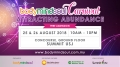 "bodymindsoul Carnival Aug 2018 ""Attracting Abundance"""