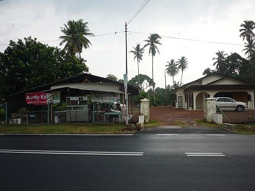Aunty Koh's stall