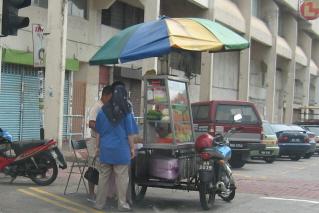 Motorbike Sidecar (Damansara Utama)