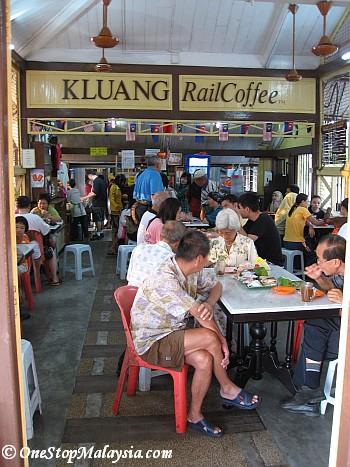 Kluang Station Canteen