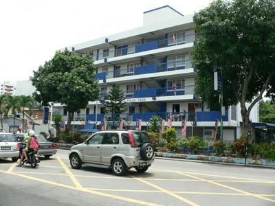 Pulau Tikus Police Station