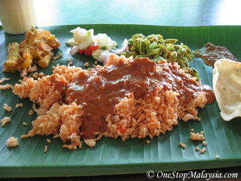 Banana Leaf Rice, Passions of Kerala
