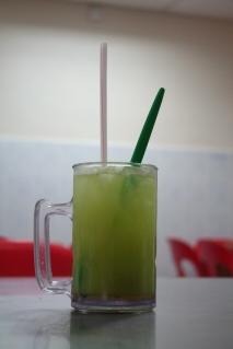 Lime-Plum Juice