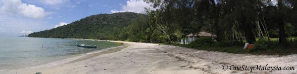 Teluk Duyung - Monkey Beach