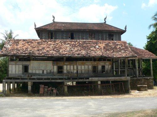 Building, Wat Kok Seraya