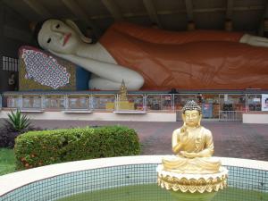 Reclining Buddha, Wat Phothivihan